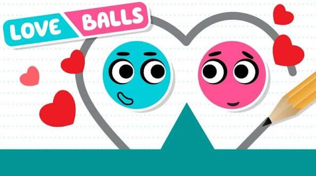 تحميل لعبة Love Balls apk اخر اصدار 2019