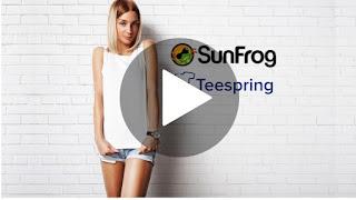 95% off Set Up a T-Shirt Design Business on Teespring & SunFrog