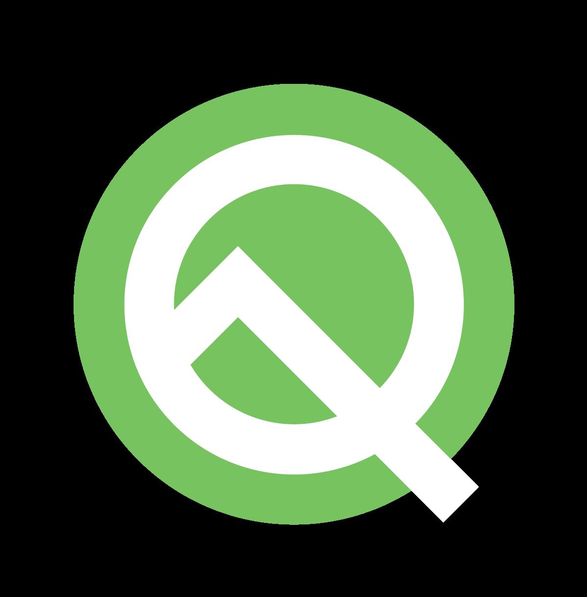 Logotipo de AndroidQ