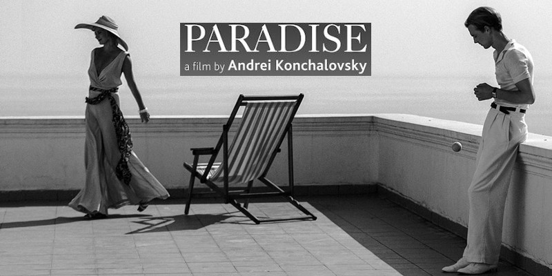 Paraíso, última película del director ruso Andrei Konchalovsky