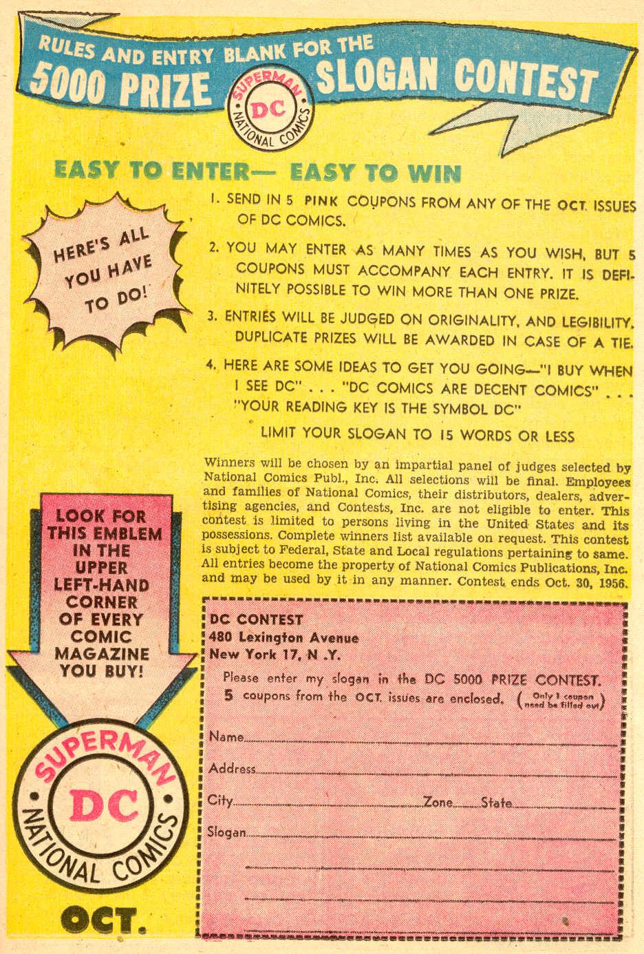Read online Adventure Comics (1938) comic -  Issue #229 - 25