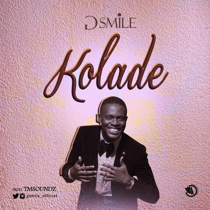 KOLADE - Gsmile [Music Download]