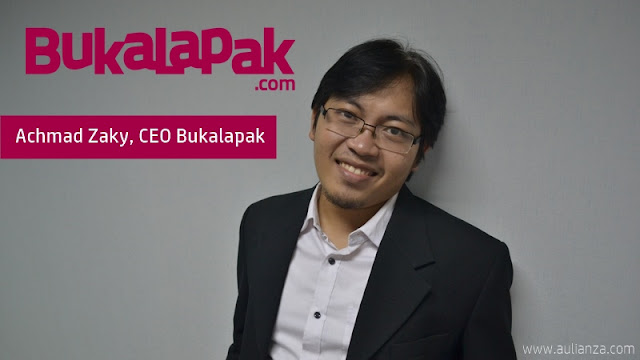 CEO Bukalapak Achmad Zaky - CEO Bukalapak, Achmad Zaky : Tokoh Muda yang Menginspirasi #MudaBikinBangga