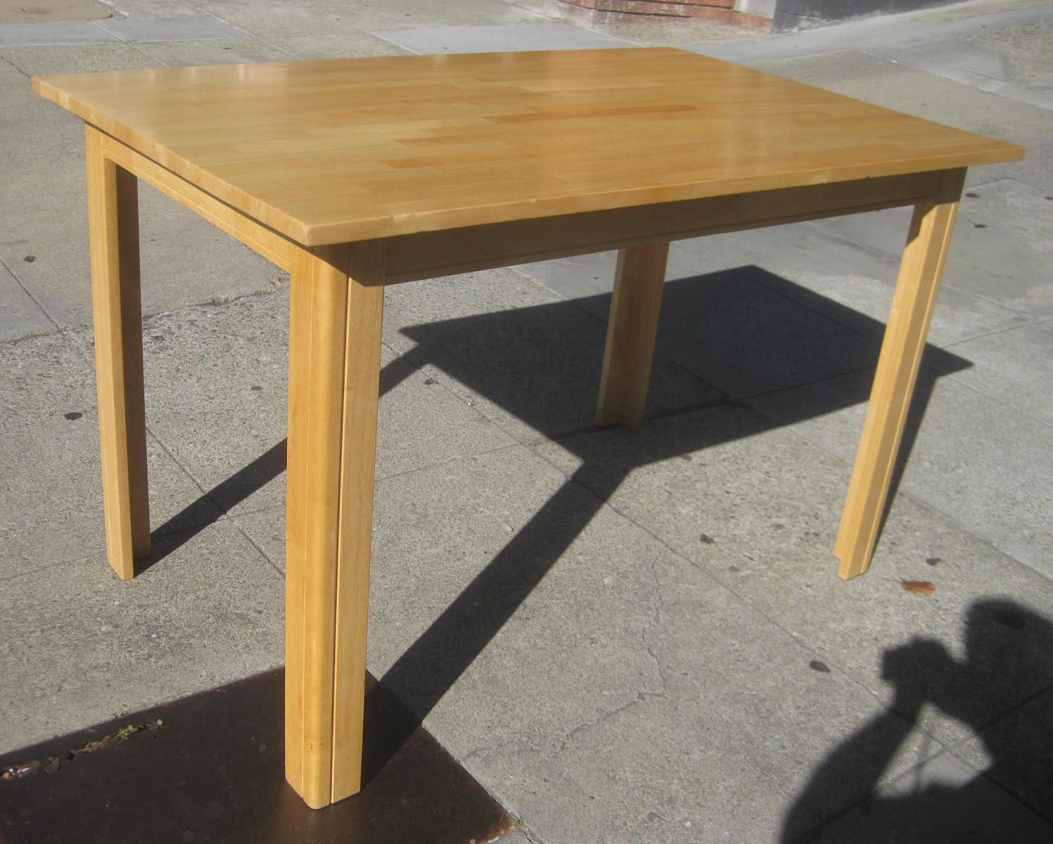 uhuru furniture & collectibles: sold - butcher block