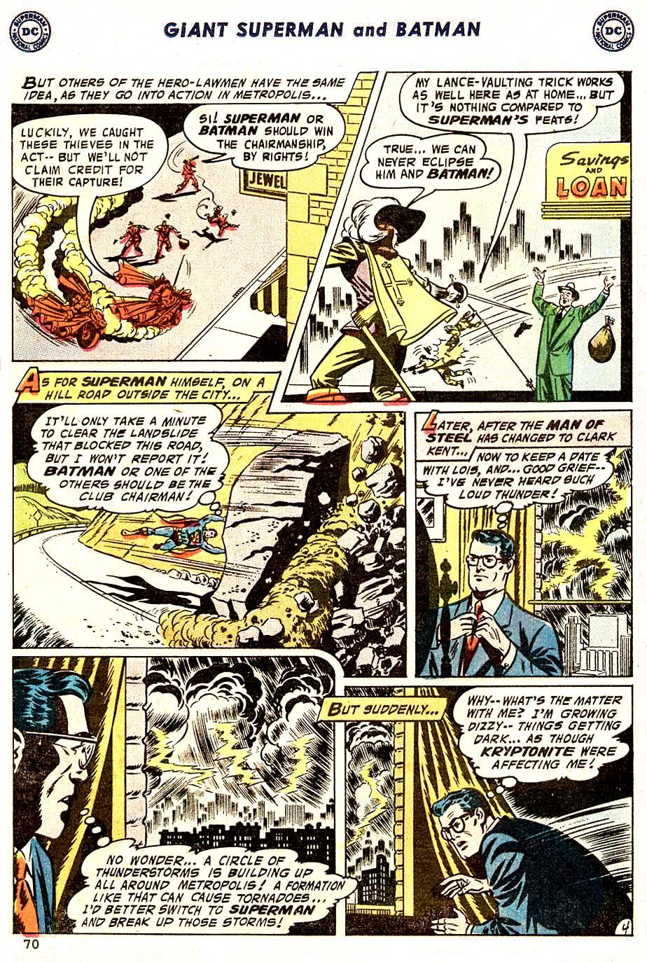 Read online World's Finest Comics comic -  Issue #179 - 72