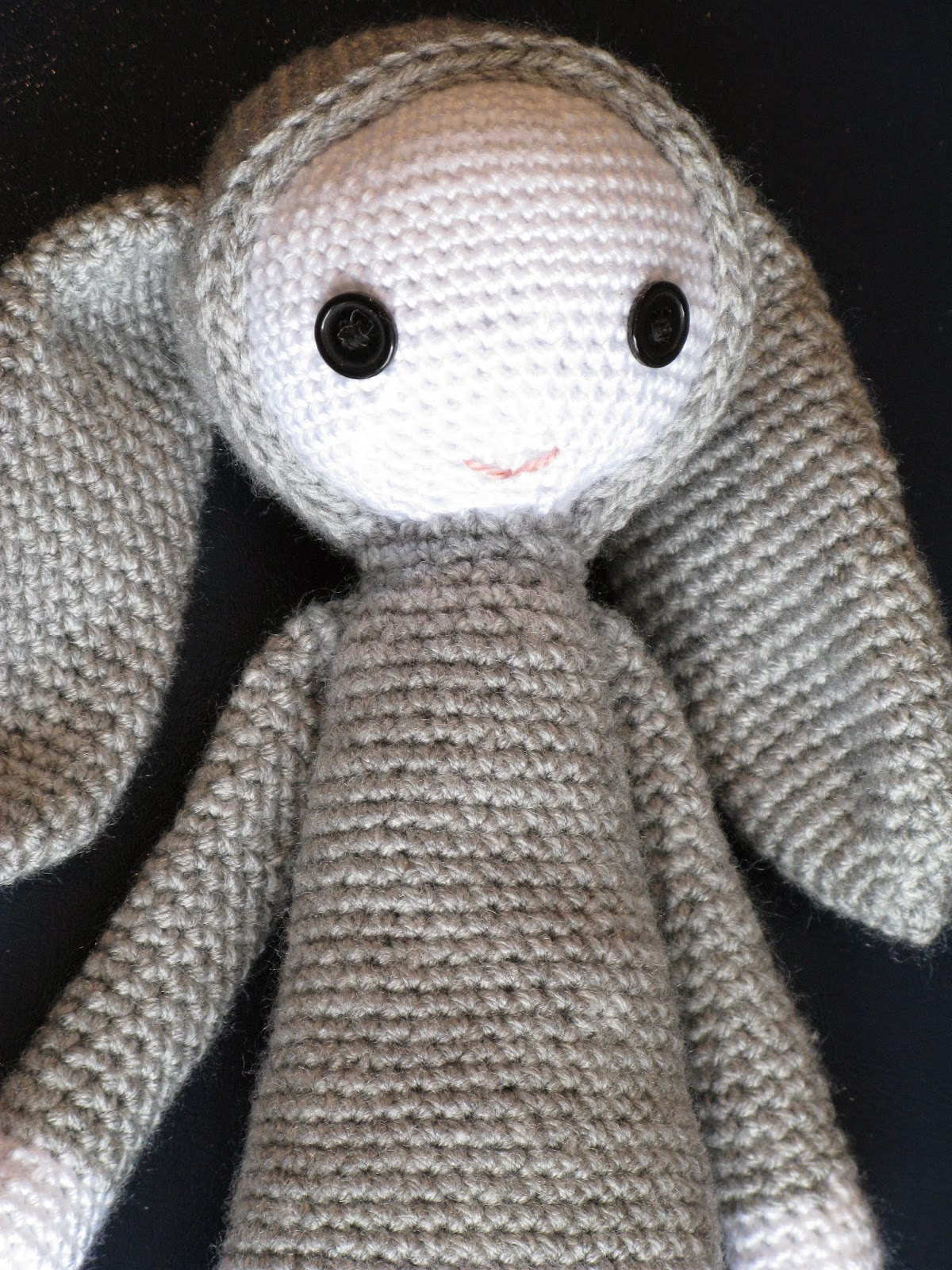 Meo My Crochet Bobo Bunny Pattern