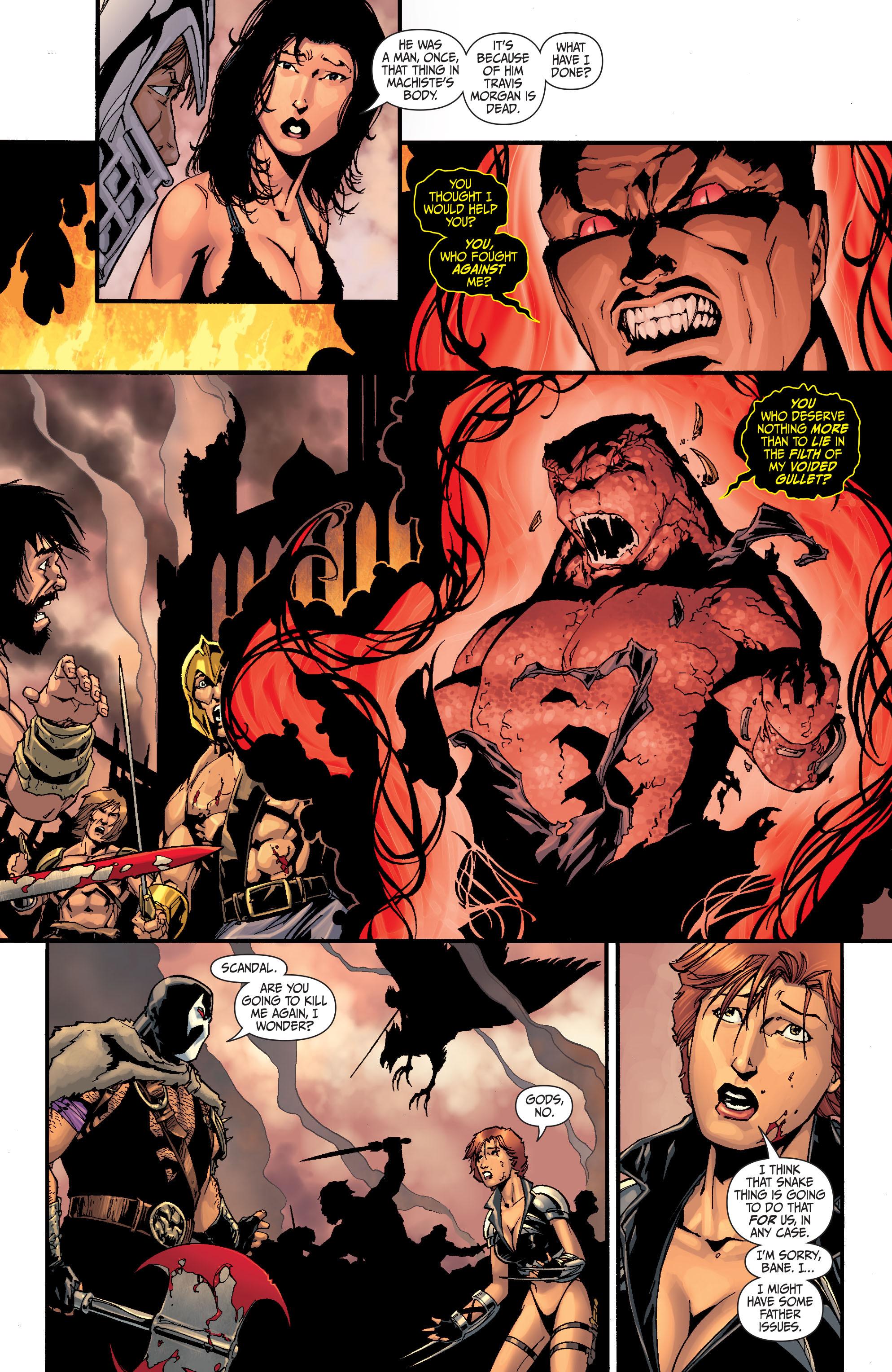 Read online Secret Six (2008) comic -  Issue #28 - 7