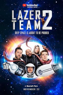 Lazer Team 2 2018 Custom HD Sub