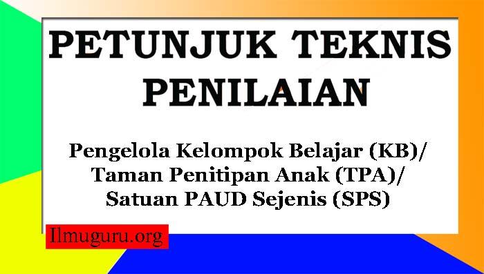 Juknis KB, TPA dan SPS
