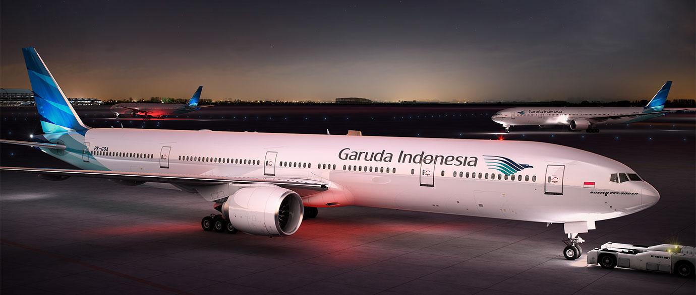 Inilah 4 Langkah Mudah Memesan Tiket Pesawat Garuda Melalui blanja.com