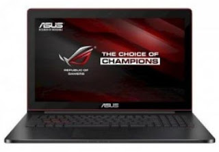 ASUS FX553VE Driver Download Windows 10 64-bit