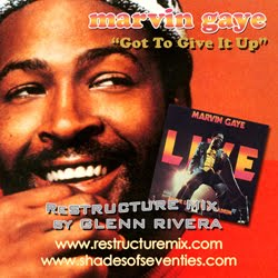 Marvin Gaye Give It Up Bass Remix