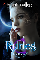 Runes by Ednah Walters cover