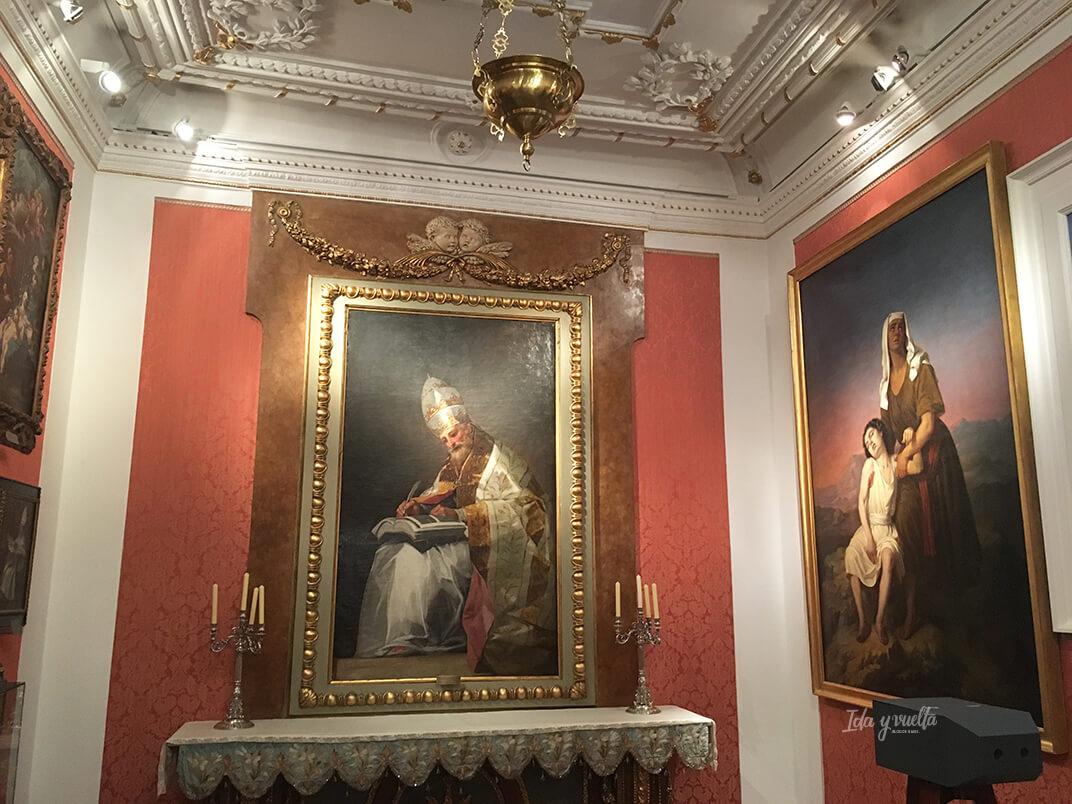 San Gregorio Mago de Goya
