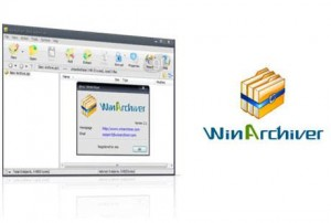 WinArchiver 3.1 Latest 2013 With Keygen Full Version Free Download