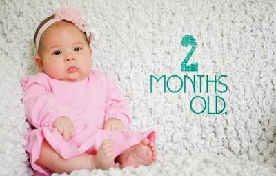 Baby's Development Age 2 Months
