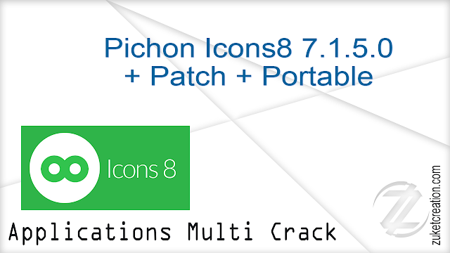 Pichon Icons8 7.1.5.0 + Patch + Portable