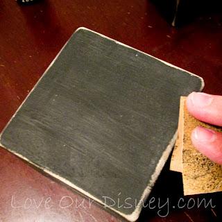 Tutorial for a photoblock from LoveOurDisney.com  Seriously EASY!
