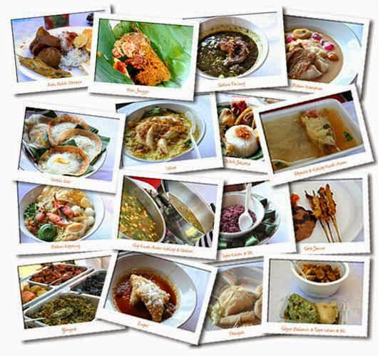 Wisata kuliner Indonesia