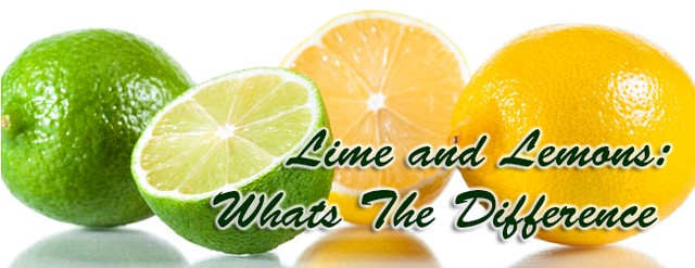Perbedaan Jeruk Nipis dan Jeruk Lemon Yang Belum Diketahui Banyak Orang