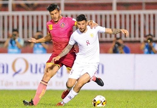Các cầu thủ ngoại rời V League tìm cơ hội mới