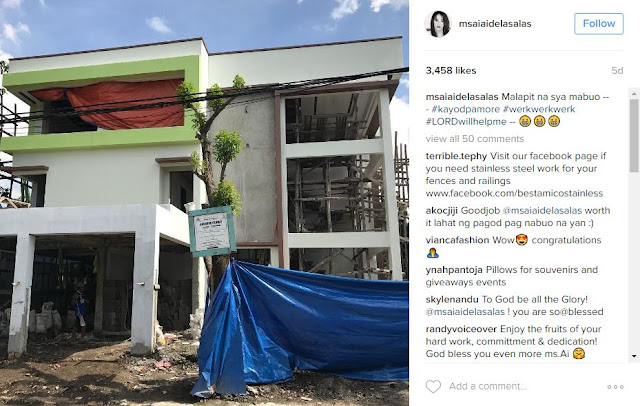 MUST SEE: Ai Ai Delas Alas Gives Sneak Peek Of Her New Home!
