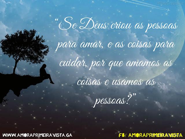 Amor A Primeira Vista: Frases & Imagens