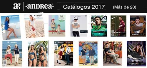 andrea catalogos 2017