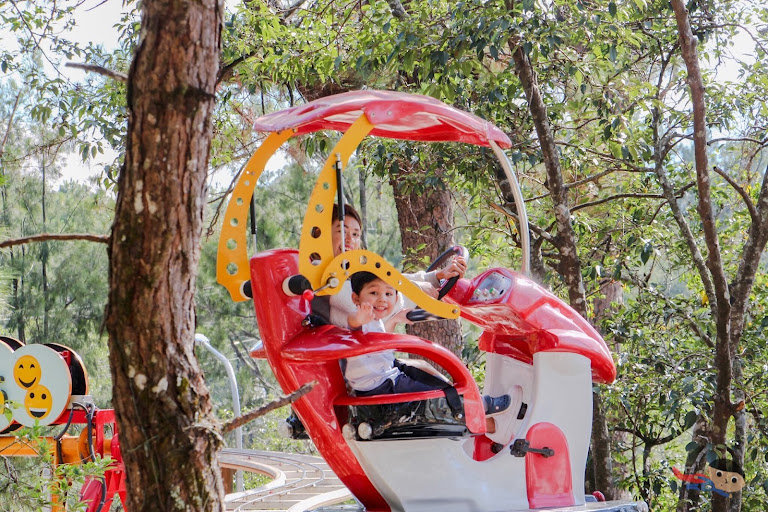 Sky Cruiser Ride in Sky Ranch, Baguio
