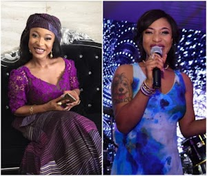 Tonto Dikeh repents, turns born again after marriage crash (Photos)