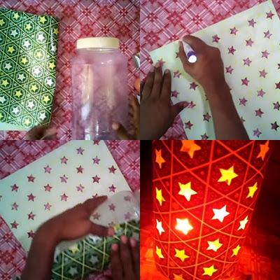 Do it yourself (diy) origami lantern youtube.