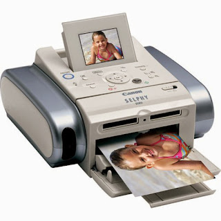 Canon Selphy Ds810 Compact Photo Priter