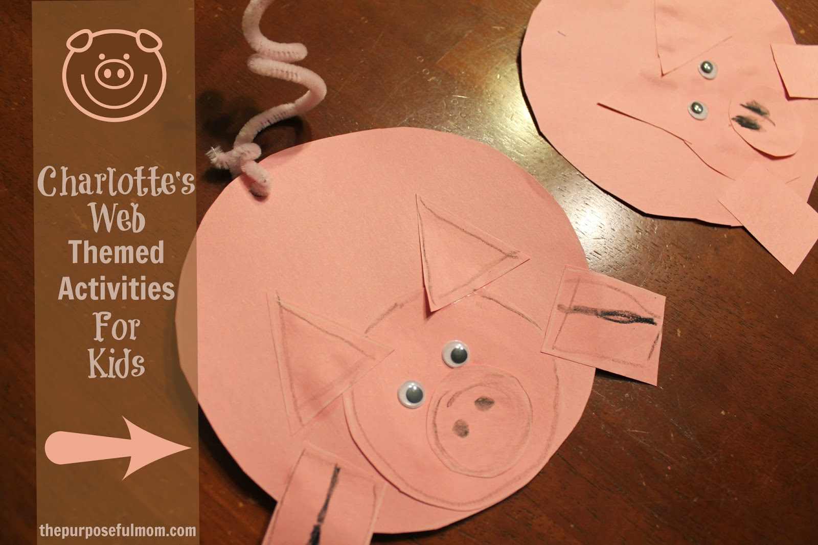 Charlotte S Web Activity Ideas And A Great Movie