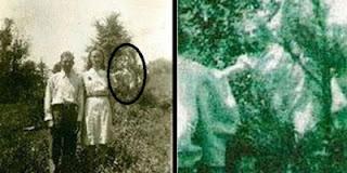 Penampakan Hantu Tarzan