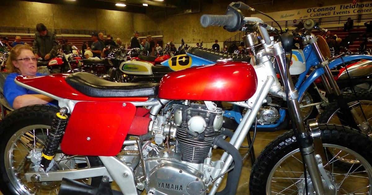 1970 Harley Davidson Evel Knievel Tribute: OldMotoDude: 1979 Yamaha XS650 Street Tracker With 707 Kit