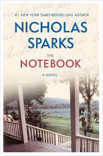 THE NOTEBOOK - BOOK COVER