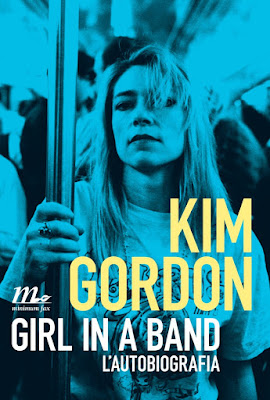 Kim Gordon book cover
