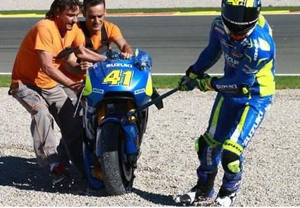 berita motogp Tidak Dihargai di Suzuki, Espargaro Ingin Buktikan Dengan Podium