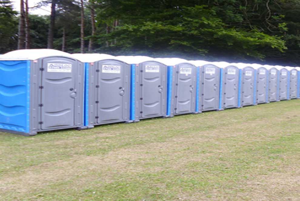 The Biggest Benefits of Portable Toilets