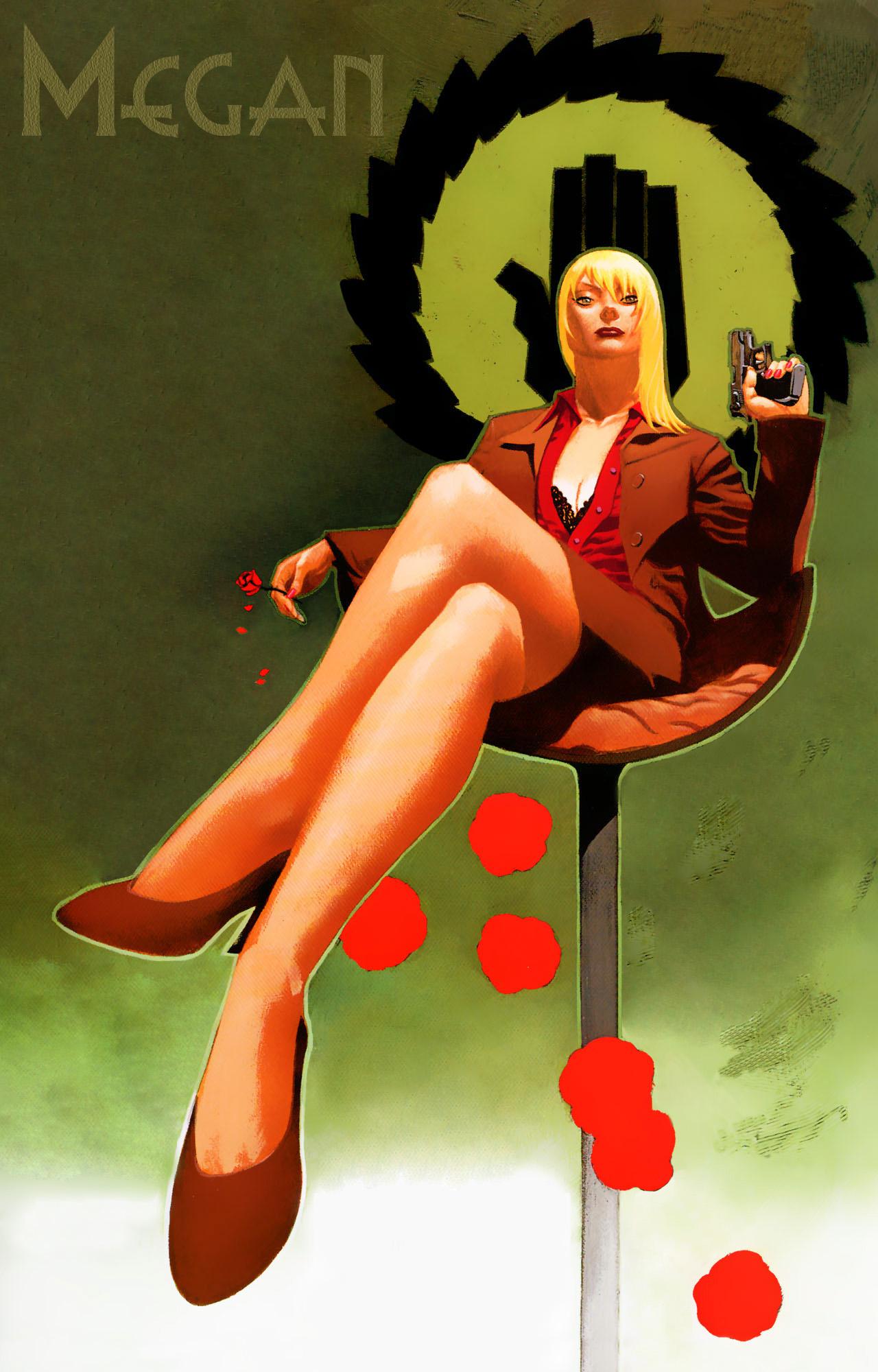 Read online Astonishing X-Men (2004) comic -  Issue #23 - 23
