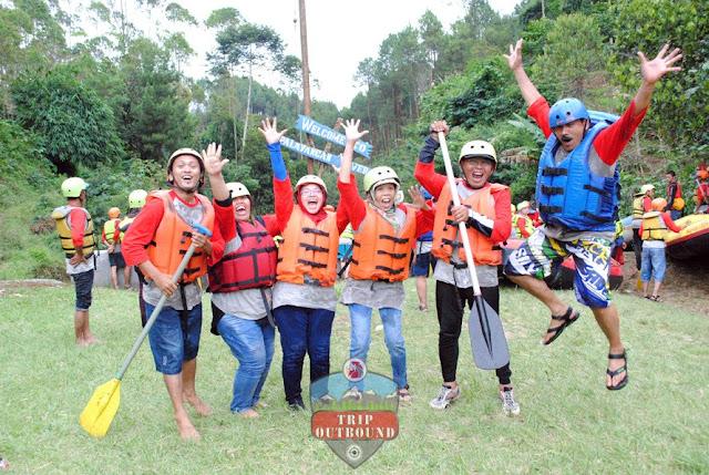 Tempat Outbound Favorit di Pangalengan Jawa Barat