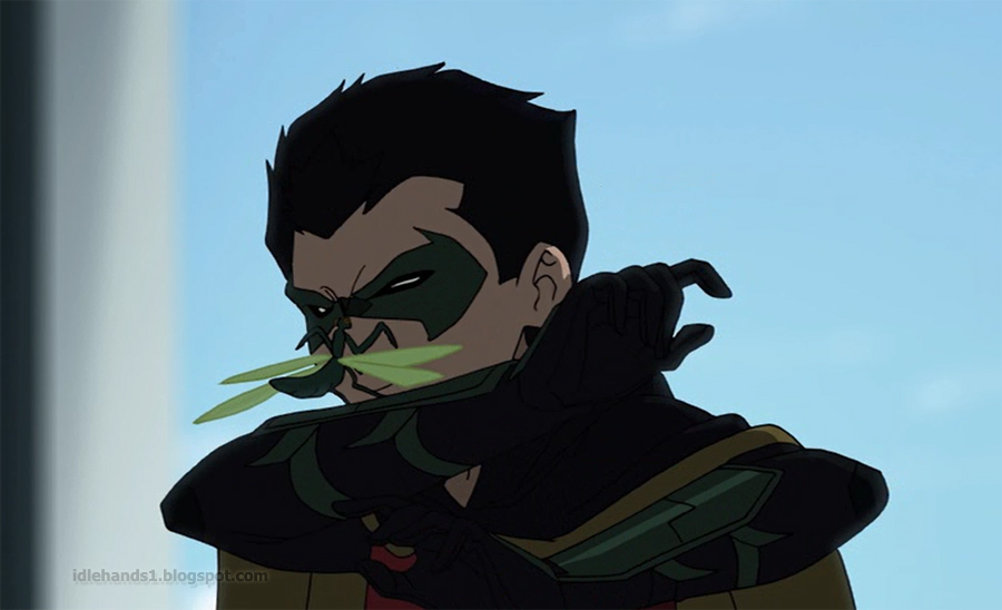 Teen Titans Judas