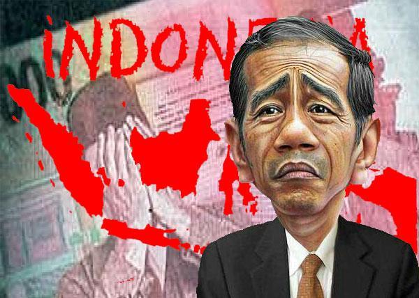 Salamuddin: Pemerintahan Jokowi bangkrut, tak mungkin dilanjutkan, kecuali jual diri murah ke Cina
