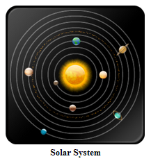 Dave's Techytips: Is our solar system like an Oxygen atom?