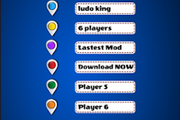 Ludo King Mod 6 Player APK Android