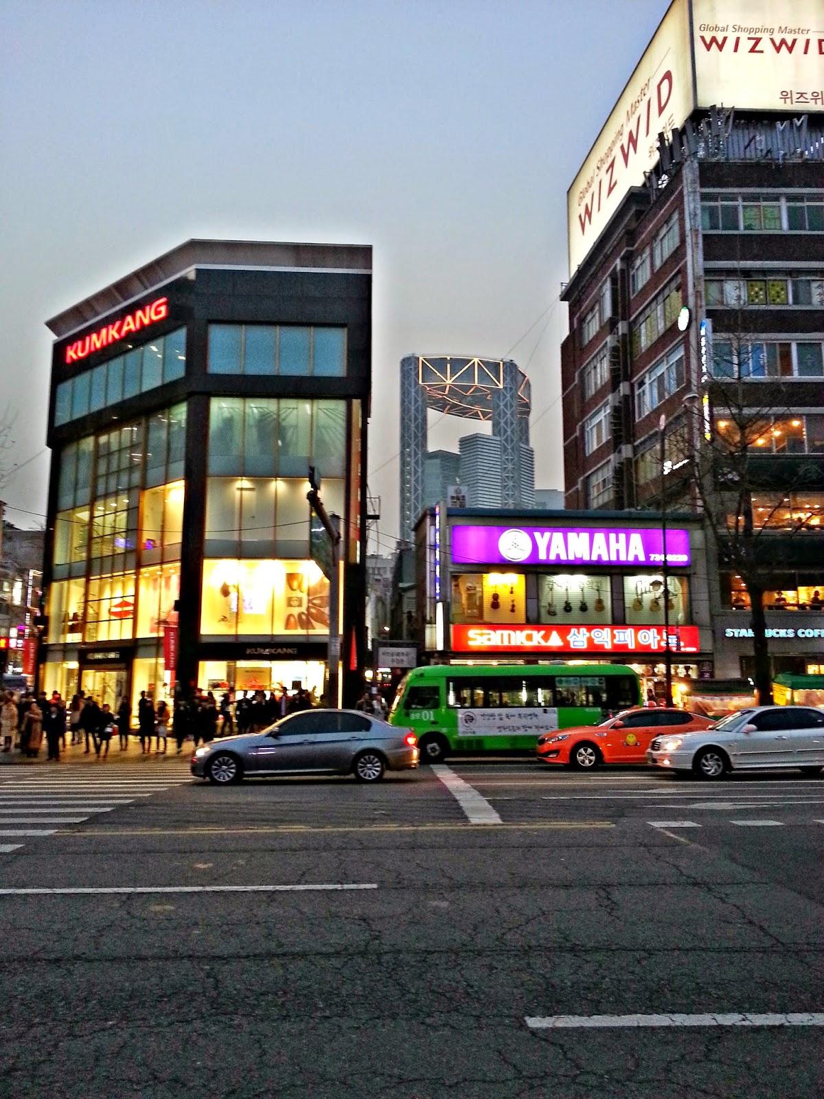 Hotel Near Dongdaemun