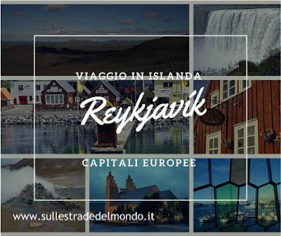cosa vedere a Reykjavik