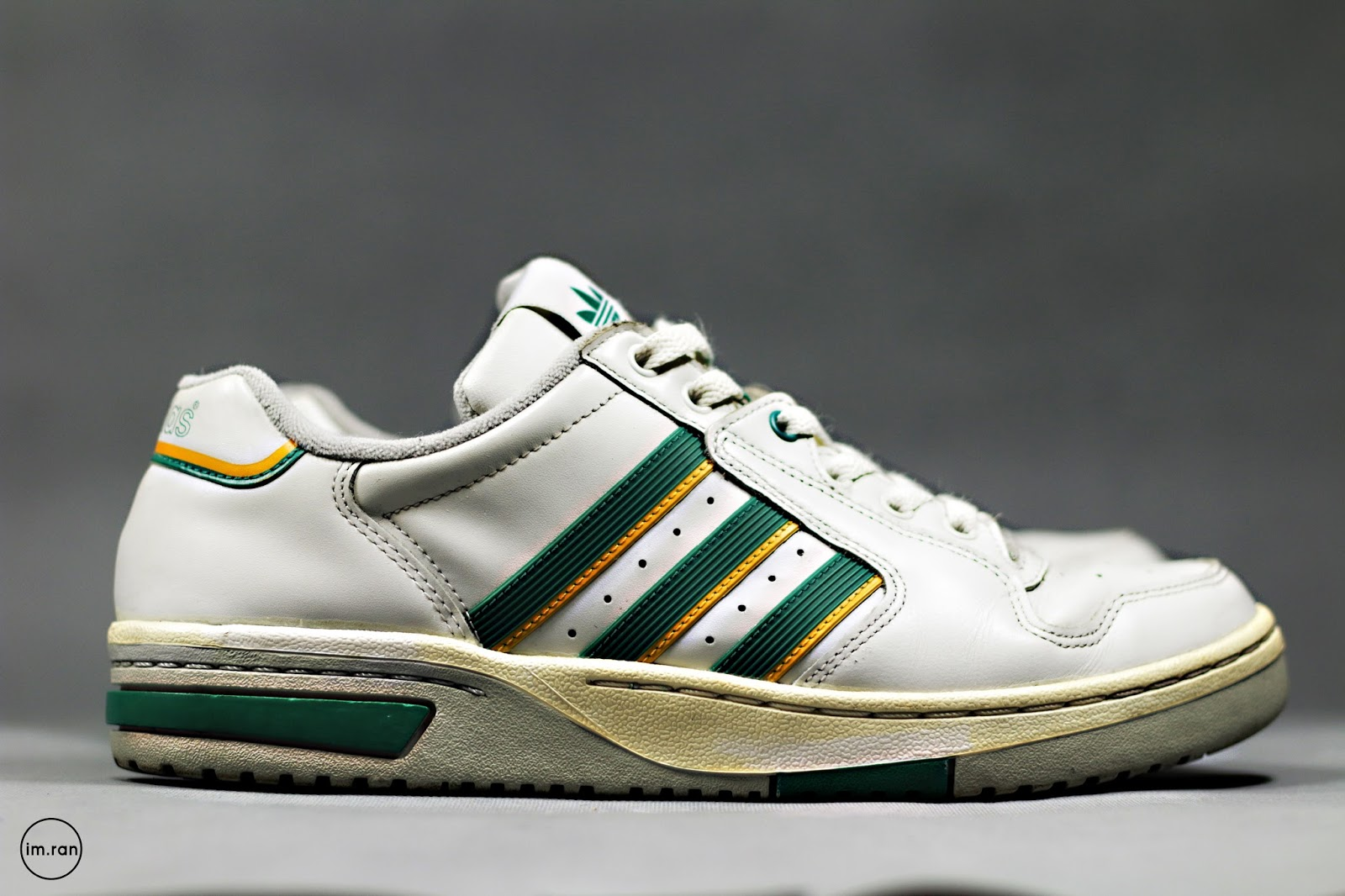 save off a9afd 4008d IZARS COLLECTION  Adidas Stefan Edberg