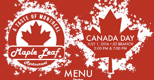 Canada Day in the UAE: The last supper at Maple Leaf Diner in Dubai