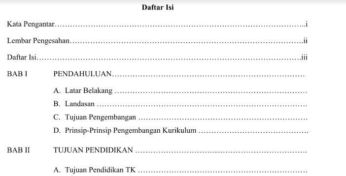 Download Buku Kurikulum Pendidikan Anak Usia Dini (PAUD) dan TK Tahun 2016 Format PDF